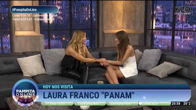 Emocionante: El encuentro entre Panam y Pampita por sus hijas fallecidas