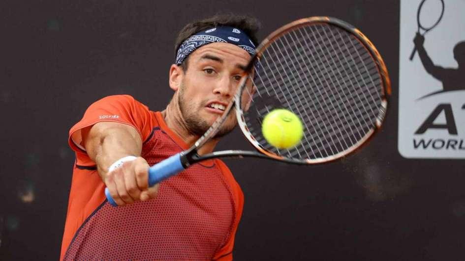 Kicker ganó en sets corridos y es semifinalista — Challenger de Montevideo