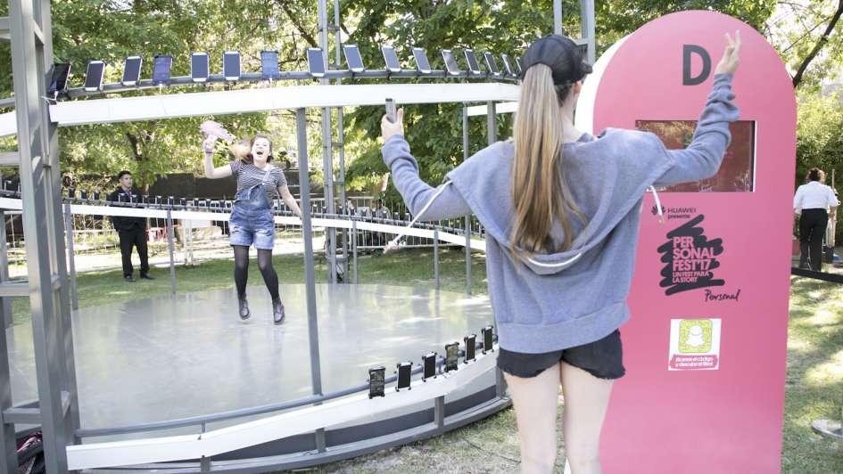 Personal Fest: emojis y música para volar
