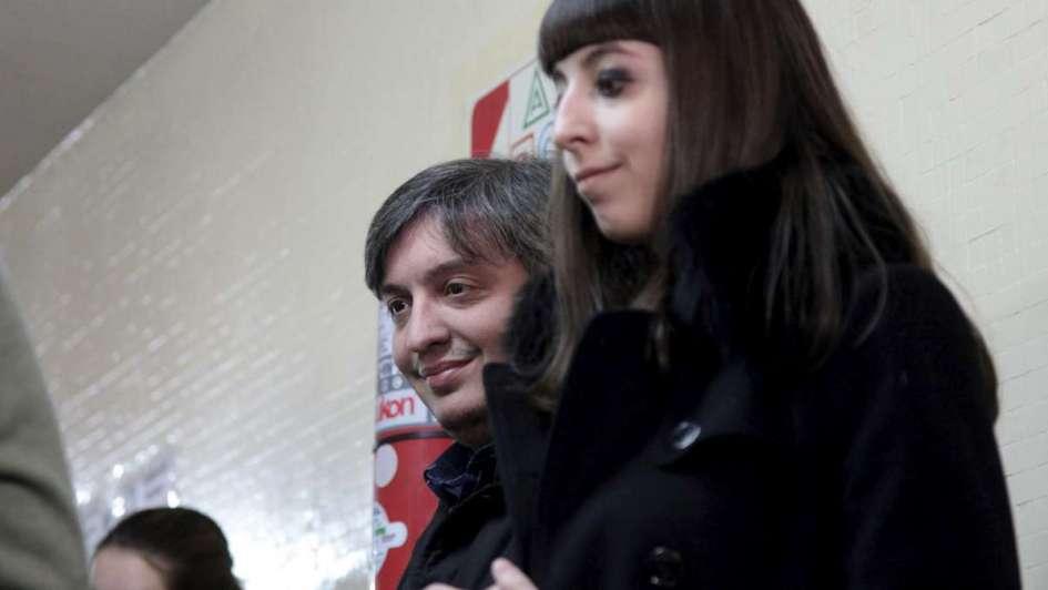 Máximo Kirchner presentó un escrito en Tribunales por la causa Hotesur