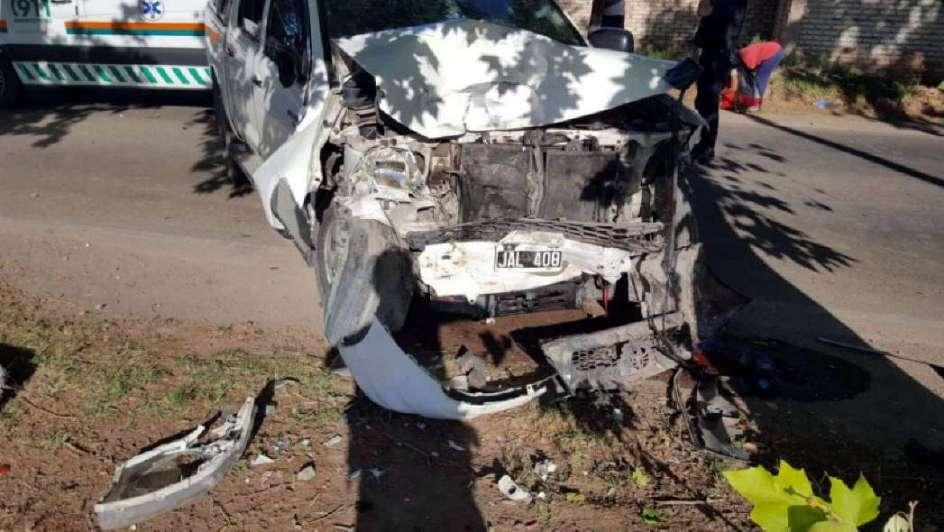 Dos jóvenes perdieron la  vida en distintos siniestros viales en Luján y Tunuyán