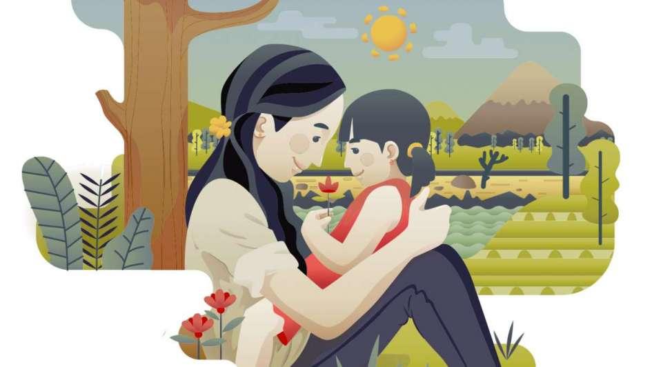 """Vínculos: """"Las mil y una maneras de ser mamá"""""""