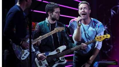 El tema de Soda Stereo que tocó Coldplay en una prueba de sonido