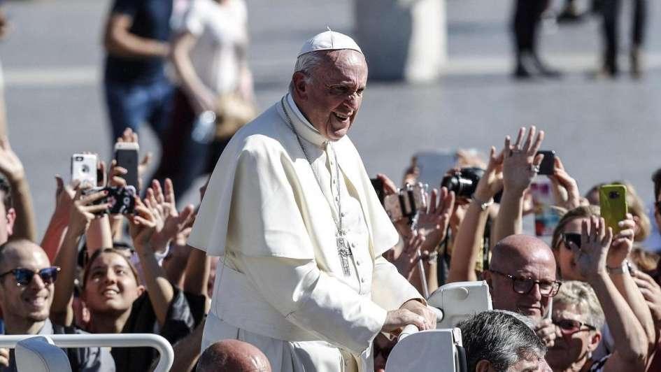 Habrá que sacar entrada para ir a los encuentros con el Papa en Chile