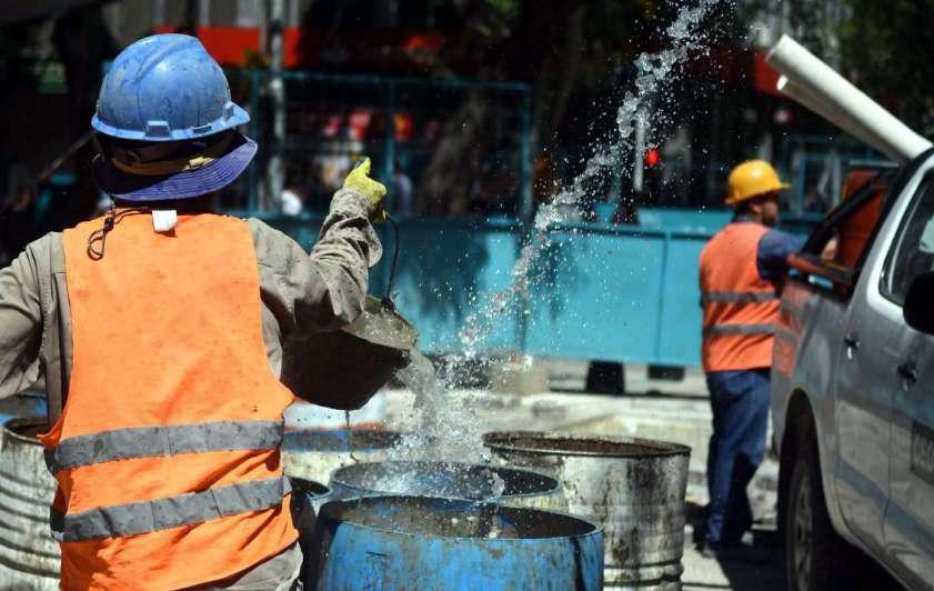 Los primeros calores ya causan problemas con el agua