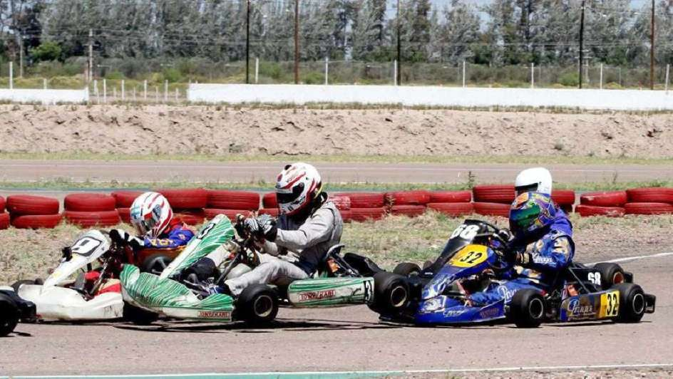 El Mendocino de karting tiene a sus campeones