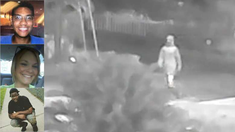 Terror en Florida por un lunático que mata gente de forma
