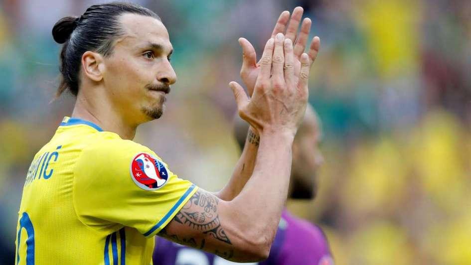 Después de meter a Suecia en el Mundial el DT no quiere hablar del regreso de Ibrahimovic