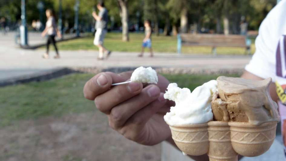En Mendoza, un kilo de helado puede llegar hasta los $290