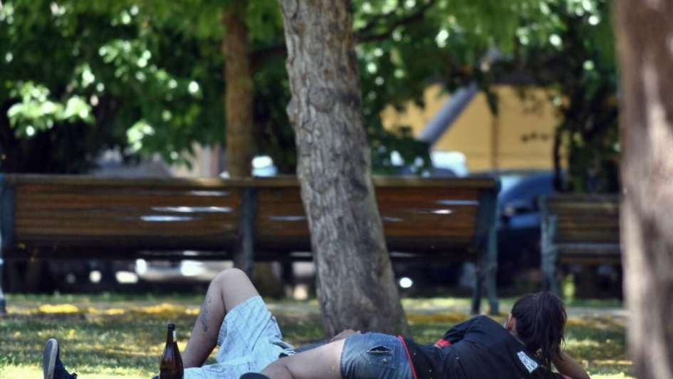 Ola de calor y alerta en Argentina: pasadas las 11, 13 provincias superaron los 30 grados