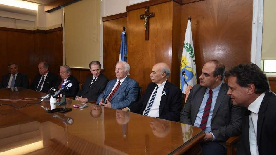 Jorge Nanclares fue elegido como presidente de la Suprema Corte