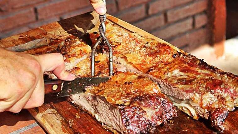 El consumo de carne vacuna casi llega a los 60 kilos por persona