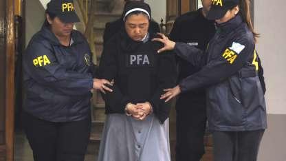 Por disposición de la Justicia, Kosaka está con prisión domiciliaria.