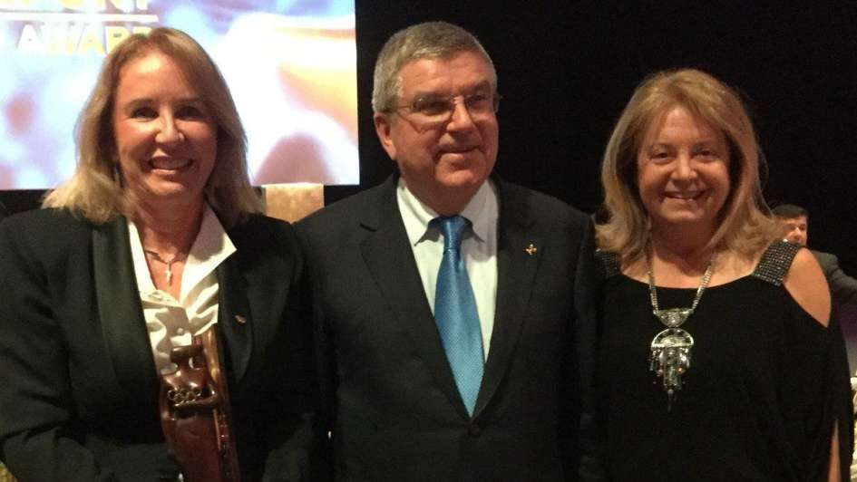 Argentina premiada por al Comité Olímpico Internacional