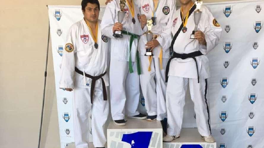 Mendocinos ganaron el torneo nacional de taekwondo y necesitan ayuda para representarnos