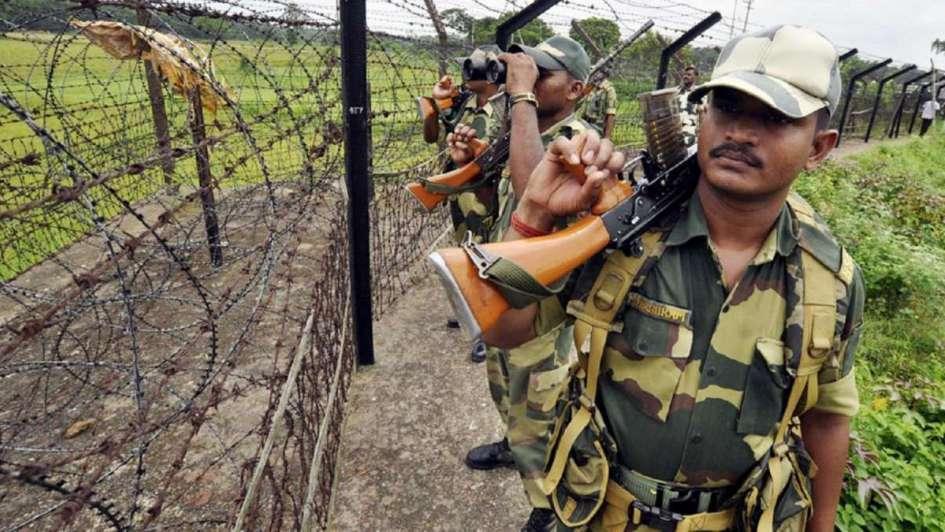 India construye el muro fronterizo más largo del mundo en la frontera con Bangladesh