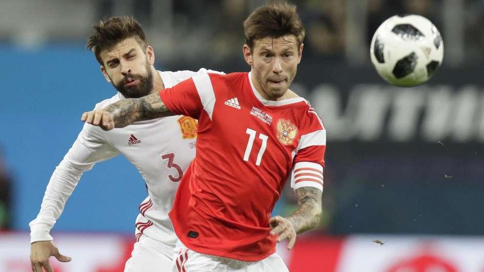 Restan 4 cupos para el Mundial de Rusia