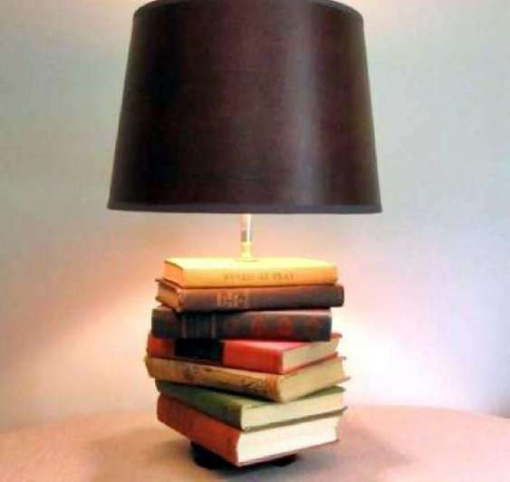 Libros de papel: destino estético después de la lectura