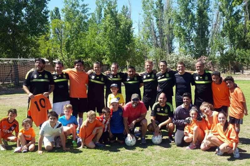 Campeones del San Luis Gonzaga
