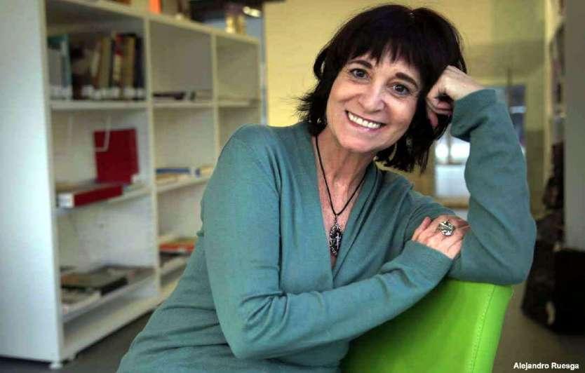Rosa Montero fue premiada en su país