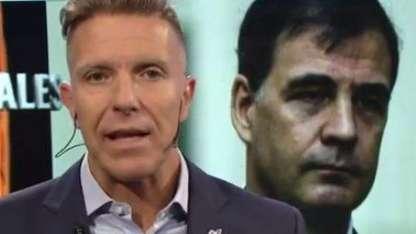 FIFAgate: Fantino reveló que fue amenazado de muerte