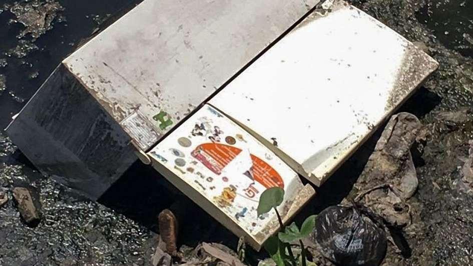 Encontraron el cuerpo sin vida de una mujer dentro en una heladera