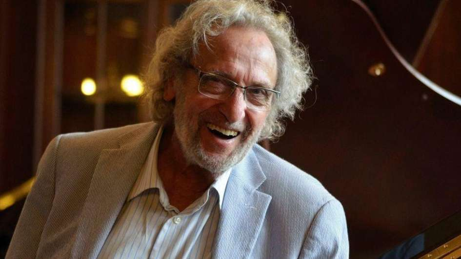 Murió el pianista argentino Luis Enríquez Bacalov