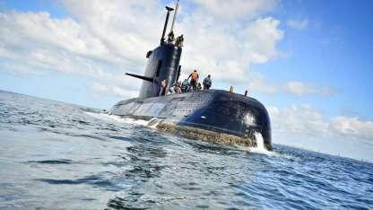 El submarino ARA San Juan lleva 44 tripulantes a bordo y perdió contacto hace 48 horas