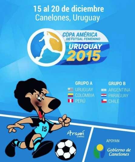 Futsal femenino: Gimena Blanco jugará la Copa América de Uruguay con la Selección