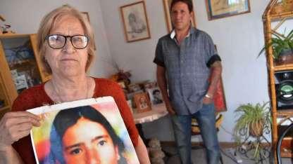 Nury Ribotta y Julián Toledo, madre y hermano de Paula; llevan 14 años tratando de dar con los asesinos de la chica.