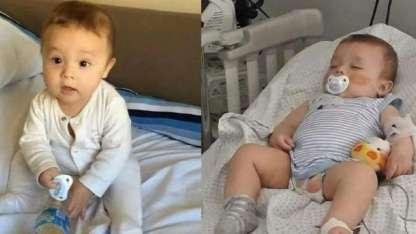 Pietro tiene cuatro meses y necesita urgente un corazón