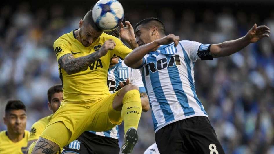 Superliga Argentina en vivo: Boca Juniors vs Racing, fecha 9