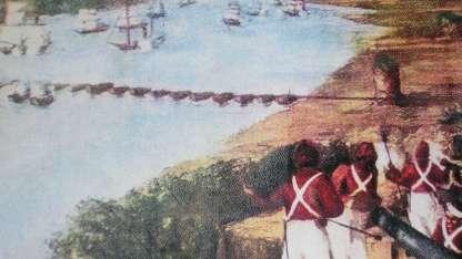El Día de la Soberanía Nacional conmemora la batalla de la Vuelta de Obligado.