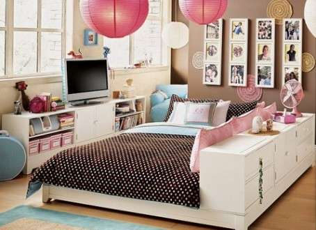 Ideas para el gran desafío de decorar un dormitorio para adolescentes