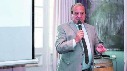 El titular de Bodegas de Argentina, Walter Bressia, explicó la situación del sector.