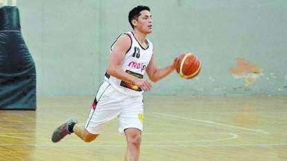 Juan Ignacio Olmedo, de Maipú, convirtió 19 puntos. Fue clave en el último cuarto.
