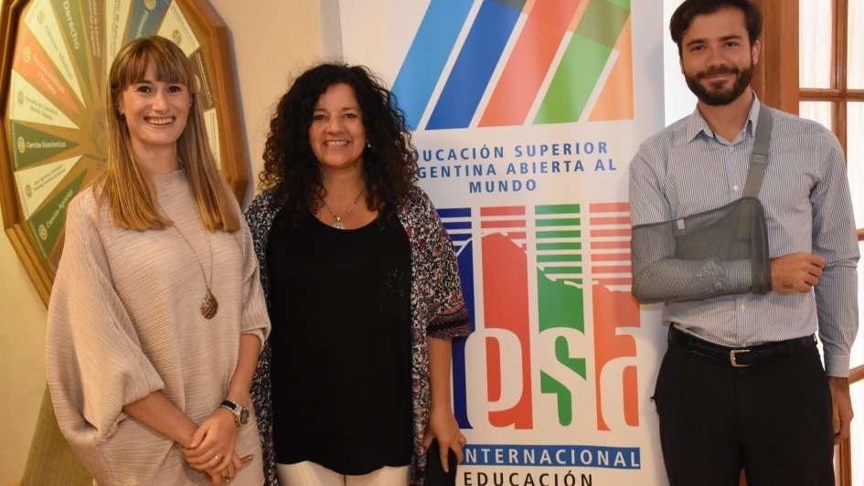 Presentaron la Feria Internacional de Educación Superior Argentina
