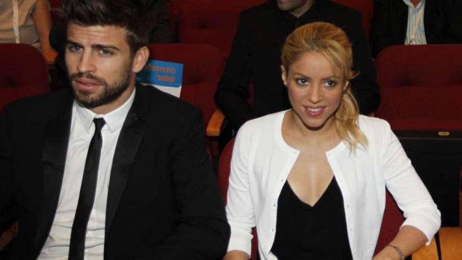 Shakira y Piqué: Gritos, llanto y escándalo en Barcelona