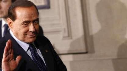 Berlusconi fue presidente 2 veces y titular del Milan.