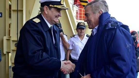 Sospechas de corrupción en reparación del desaparecido submarino — Argentina