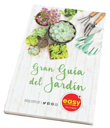 Easy presenta la Gran Guía del Jardín 2017: consejos, ideas y tendencias