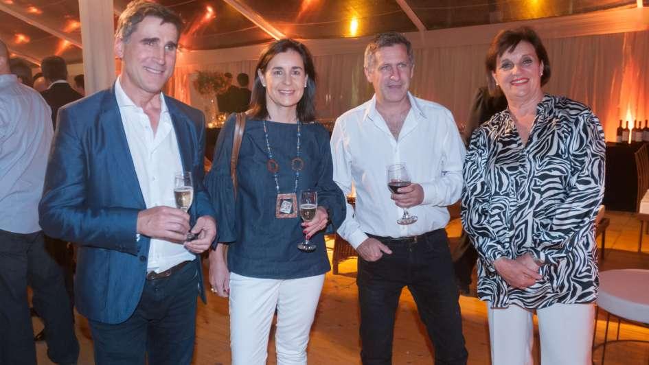 Con una gran fiesta se presentó Chacras Park, la nueva ciudad empresaria