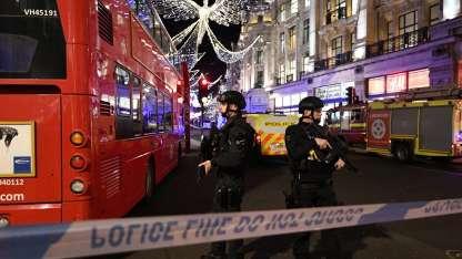En pleno Black Friday, evacuaron la estación de Oxford Circus