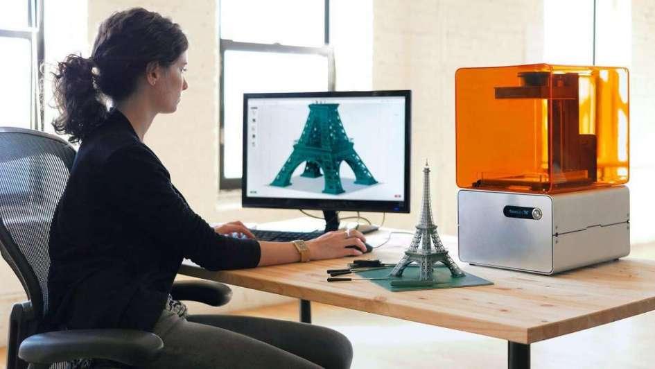 ¿Cuánto cuesta imprimir en 3D? Una app gratuita permite saber costo y medidas
