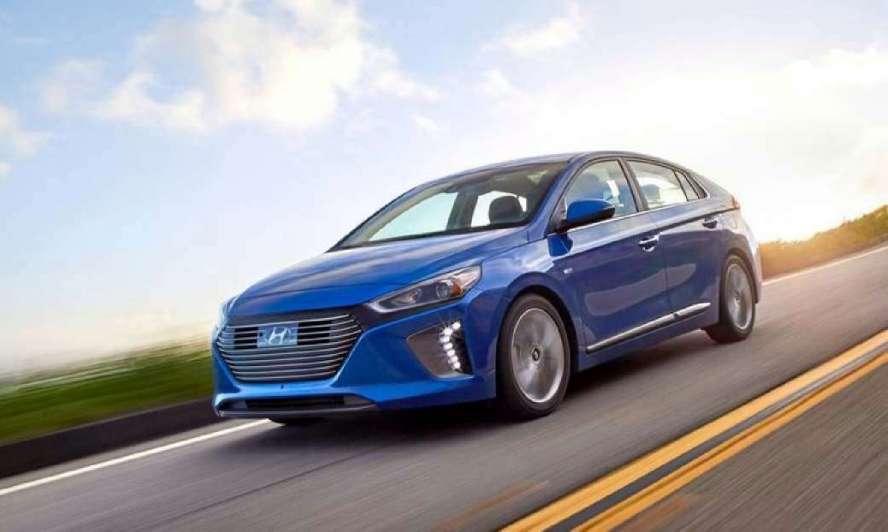 Hyundai Ioniq es el Auto del Año, según ellas