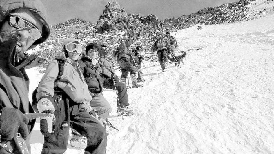 Andinistas: los locos del montañismo