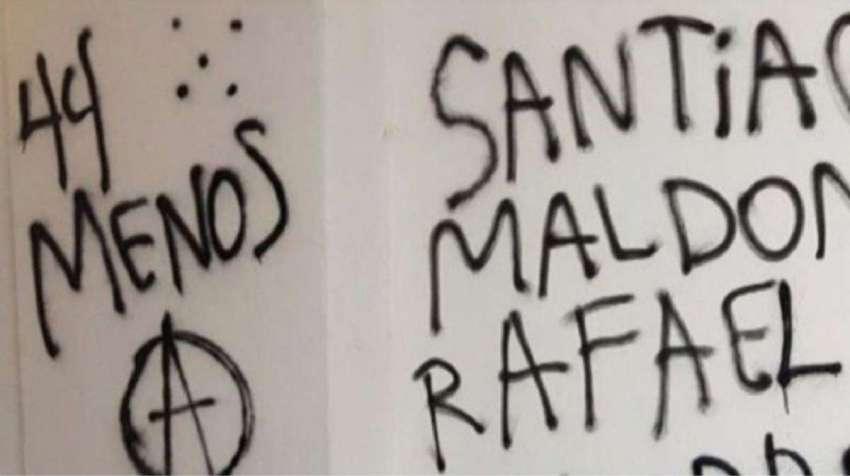 Diputados del movimiento Evita piden la renuncia de Bullrich