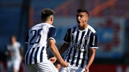 Talleres quedó a seis puntos de Boca.