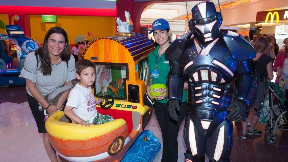 Playland Park volvió a Palmares