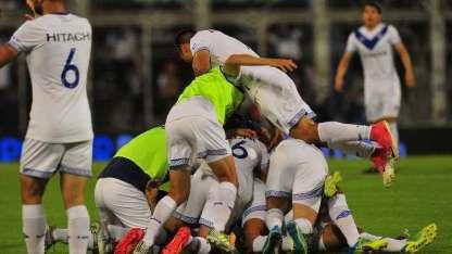 Vélez ganó un partido trascendental.